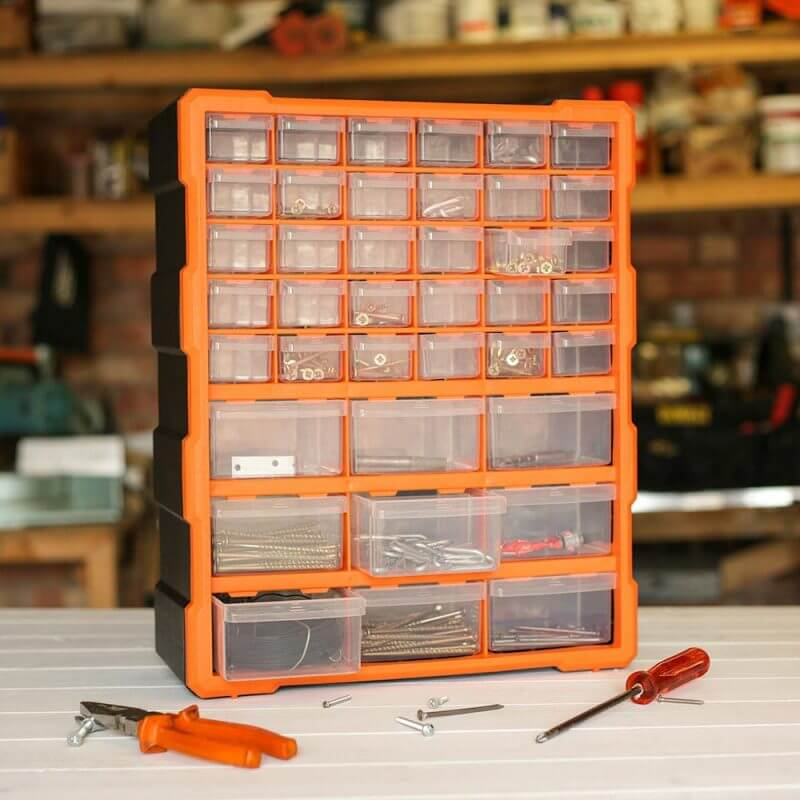 39 Drawer Tool Storage Box In Pakistan | Electronics Hub